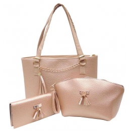 Set Bolsa Cartera cosmetiquera 26678