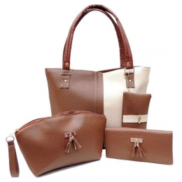 Set Bolsa Cartera cosmetiquera 26682