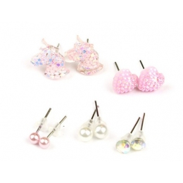 Aretes Mujer Forever 21 Varios MULTICOLOR